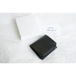 マルタンマルジェラ(Maison Martin Margiela)の新品!19ss Margiela マルジェラ 2つ折り財布 ウォレット ブラック(折り財布)