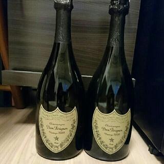 ドンペリニヨン(Dom Pérignon)のドン・ペリニヨン 2009 2本セット(シャンパン/スパークリングワイン)