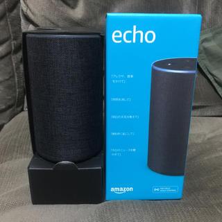 エコー(ECHO)のアマゾンエコー(スピーカー)