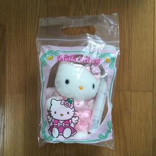 ハローキティ - ハローキティ Hello Kitty 電報限定ぬいぐるみ ピンクドレス 天使