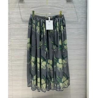 ディオール(Dior)のDiorディオール 新品 スカート  S (ロングスカート)