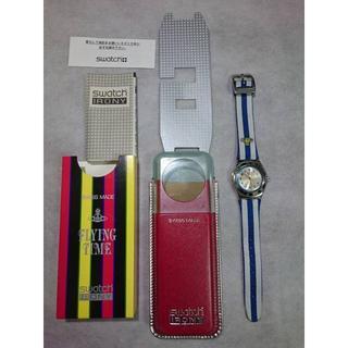 ヴィヴィアンウエストウッド(Vivienne Westwood)のヴィヴィアンウエストウッド スウォッチ 腕時計フライングタイム(腕時計(アナログ))