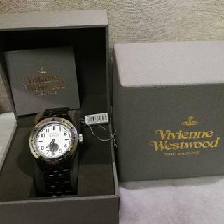 ヴィヴィアンウエストウッド(Vivienne Westwood)のヴィヴィアンウエストウッド 腕時計 サヴィル Saville VV007SLBK(腕時計(アナログ))