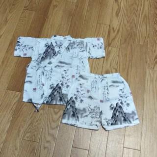 ニシマツヤ(西松屋)の甚平 和柄(甚平/浴衣)