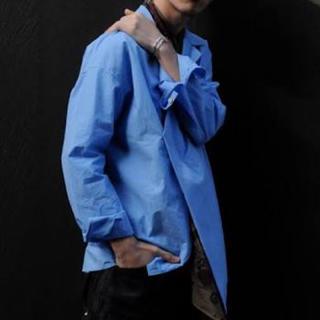 ジョンローレンスサリバン(JOHN LAWRENCE SULLIVAN)の2017ss BED j.w FORD 「Open Collar Shirts」(シャツ)