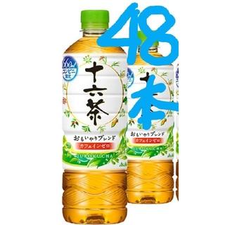 アサヒ(アサヒ)の48本アサヒ十六茶PET660ml(茶)
