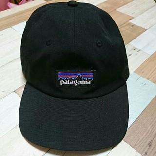 パタゴニア(patagonia)の未使用 パタゴニア Patagonia キャップ ブラック ユニセックス(キャップ)