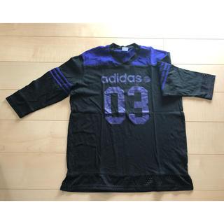 アディダス(adidas)のメンズ/七分袖 adidas(Tシャツ/カットソー(七分/長袖))