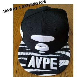 アベイシングエイプ(A BATHING APE)のAAPE BY A BATHING APE☆CAP (キャップ)