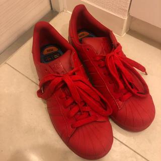 アディダス(adidas)のadidas ファレル スーパースター 26.5cm(スニーカー)