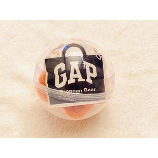 ギャップ(GAP)のGAP ガチャ 限定 パーカー オレンジ ブラナンベア カプセルトイ(キャラクターグッズ)