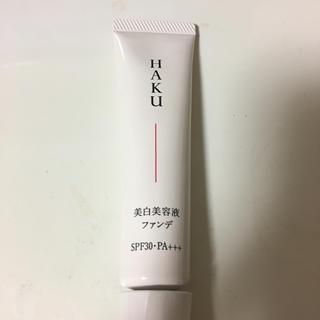 ハク(H.A.K)のHAKU  薬用美白美容液ファンデ ピンクオークル10(ファンデーション)