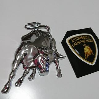 ランボルギーニ(Lamborghini)のランボルギーニエンブレムステッカー(その他)