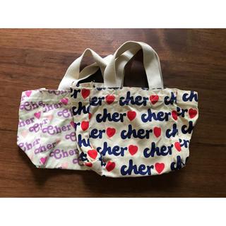 シェル(Cher)のcher  ミニトートバック(トートバッグ)
