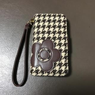 マリークワント(MARY QUANT)のマリークワント iphone7/8ケース(iPhoneケース)