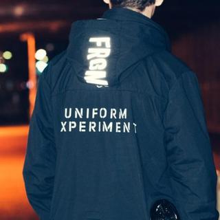 フラグメント(FRAGMENT)のLサイズ fragment uniform experiment BURTLE(マウンテンパーカー)