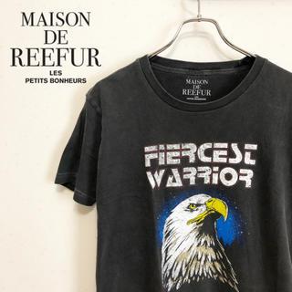 メゾンドリーファー(Maison de Reefur)の【MAISON DE REEFUR】イーグル プリント Tシャツ(Tシャツ/カットソー(半袖/袖なし))