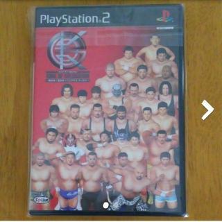 プレイステーション2(PlayStation2)のPS2 キングオブコロシアム(赤)(家庭用ゲームソフト)
