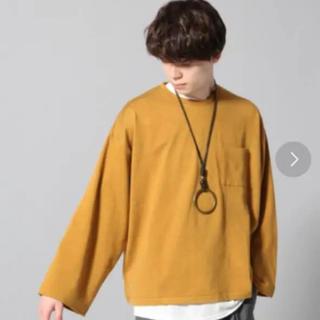 ハレ(HARE)のHARE ビッグカットソー(Tシャツ/カットソー(七分/長袖))