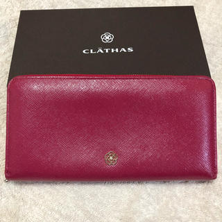 f87b3388bb5f CLATHAS - クレイサス 新品 長財布の通販 by mike's shop クレイサス ...