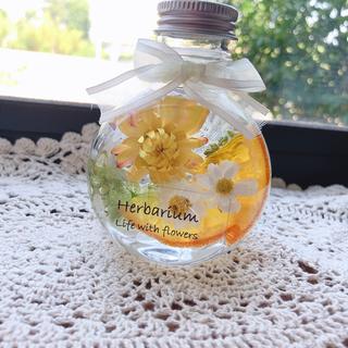 ハーバリウム * Vitamin color*(インテリア雑貨)