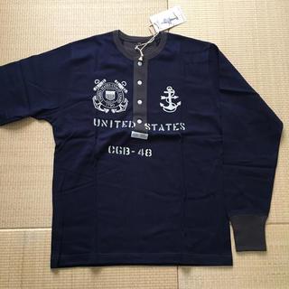 フリーホイーラーズ(FREEWHEELERS)の新品 フリーホイーラーズ ヘンリーロングスリーブT(Tシャツ/カットソー(七分/長袖))