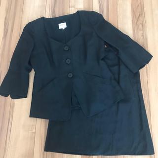 アルマーニ コレツィオーニ(ARMANI COLLEZIONI)のイタリア製 ARMANIアルマーニ 七分袖スーツ(スーツ)