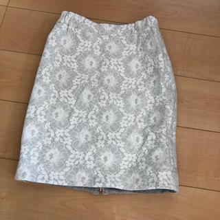 ビッキー(VICKY)の★VICKY タイトスカート リバーシブル サイズ1★(ひざ丈スカート)