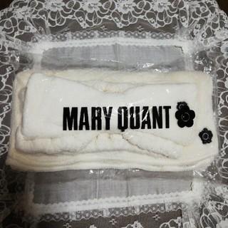 マリークワント(MARY QUANT)のMARY QUANT / ターバン&タオルセット(タオル/バス用品)