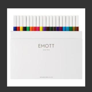 三菱鉛筆 - 三菱鉛筆 EMOTT エモット 40色 セット