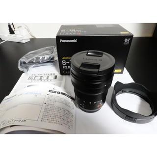 パナソニック(Panasonic)のPanasonic Leica 8-18mm F2.8-4 極美品(レンズ(ズーム))