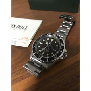 ロレックス(ROLEX)のブルースカイ様専用ロレックス サブマリーナー・デイト 1680 赤サブ 希少 ②(腕時計(アナログ))