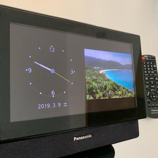 パナソニック(Panasonic)のマルチメディア オーディオシステム(ポータブルプレーヤー)