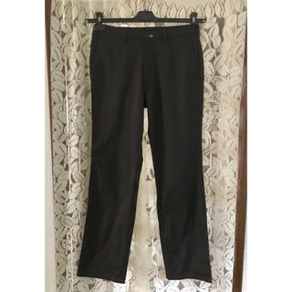 バーバリーブラックレーベル(BURBERRY BLACK LABEL)のsale❣️Burberry black label メンズ パンツ  こげ茶色(チノパン)