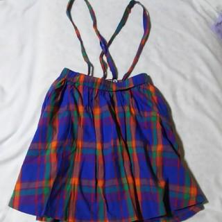 ハナエモリ(HANAE MORI)の女の子 130cm  HANAE MORI スカート(スカート)