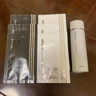 ドクターデヴィアス(ドクターデヴィアス)のドクターデヴィアス 化粧水 クレンジング 洗顔料(サンプル/トライアルキット)