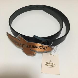 ヴィヴィアンウエストウッド(Vivienne Westwood)のヴィヴィアンウエストウッド ベルト 新品 イーグルバックル(ベルト)