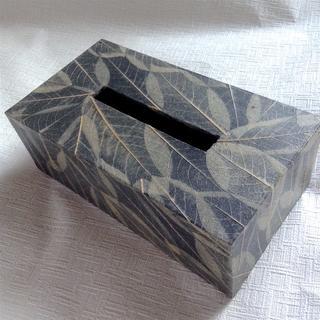 フランフラン(Francfranc)の新品 Francfranc ティッシュケース box ボックス(ティッシュボックス)