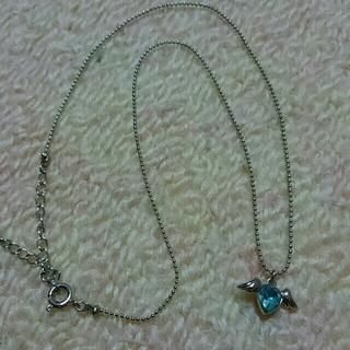 おまけつき ブルーの天使のネックレス(ネックレス)