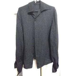 グッチ(Gucci)の70s80s GUCCI vintage pythonpattern shirt(シャツ)