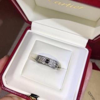 カルティエ(Cartier)の新品カルティエ ラブリング(リング(指輪))