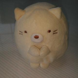 バンダイ(BANDAI)のすみっコぐらしぬいぐるみ ねこ(ぬいぐるみ/人形)