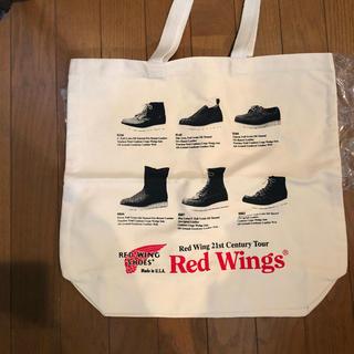 レッドウィング(REDWING)の未使用RED WINGSレッドウィング非売品トートバッグかばん鞄カバン バック(トートバッグ)