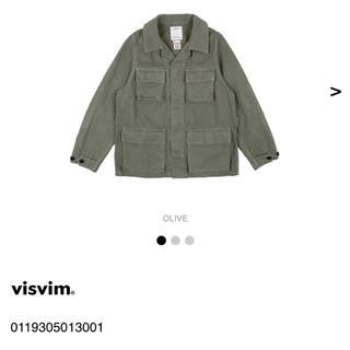 ヴィスヴィム(VISVIM)のVISVIM KILGORE JKT 19SS SPOT OLIVE 2(Gジャン/デニムジャケット)