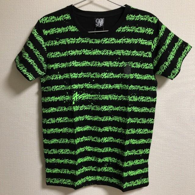 BANDAI(バンダイ)のジョジョの奇妙な冒険 オラオラボーダーT Sサイズ 新品 メンズのトップス(Tシャツ/カットソー(半袖/袖なし))の商品写真