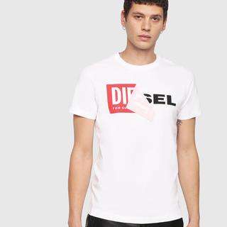 ディーゼル(DIESEL)のDIESEL 人気 ロゴ Tシャツ(Tシャツ/カットソー(半袖/袖なし))