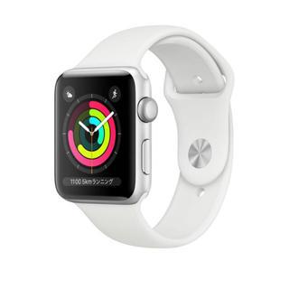 アップル(Apple)のApple Watch Series3 GPS 新品(腕時計(デジタル))