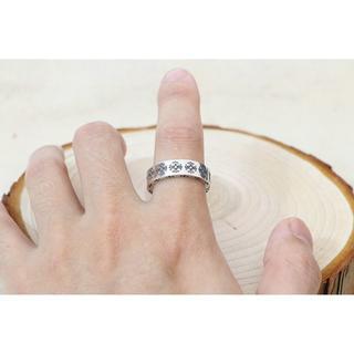 クロムハーツ(Chrome Hearts)のK99クロムハーツ リング(リング(指輪))