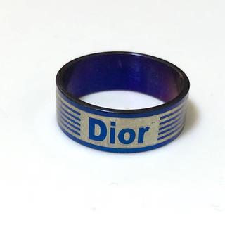 同時購入で350円 ステンレス指輪 ディオール(リング(指輪))