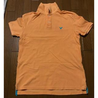 アメリカンイーグル(American Eagle)のアメリカンイーグル 半袖ポロシャツ size L AMERICAN EAGLE(ポロシャツ)
